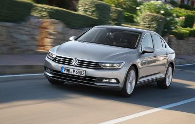 Noul VW Passat - Masina Anului 2015