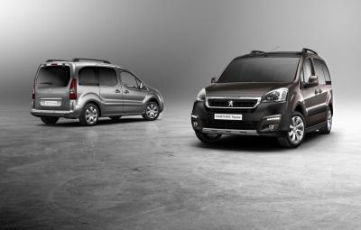 Noul Peugeot Partner Tepee 2015