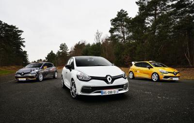 Noul Renault Clio RS Trophy
