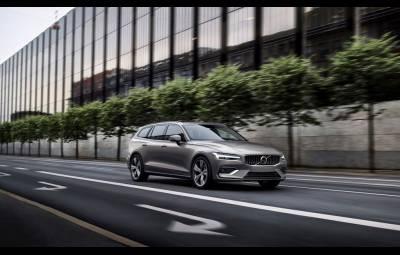 Noul Volvo V60 2018