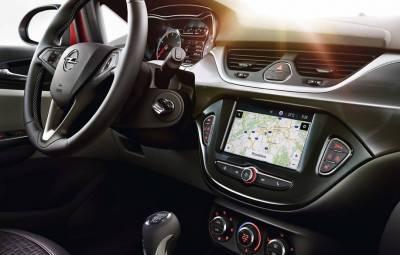 Opel Corsa - Navi 4.0 IntelliLink