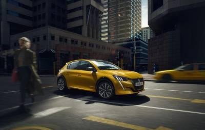 Peugeot 208 - lista preturi Noiembrie 2020