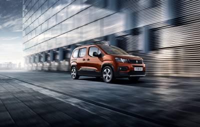 Noul Peugeot Rifter