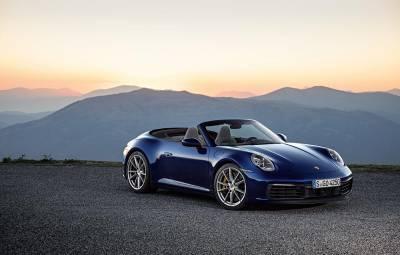 Noul Porsche 911 Cabriolet