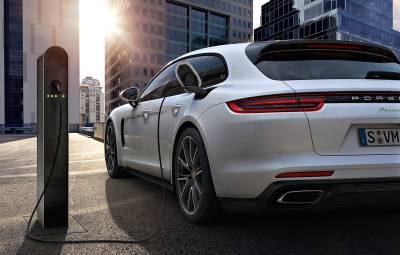 Porsche Panamera S E-Hybrid Sport Turismo
