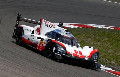 Porsche se retrage din LMP1 WEC