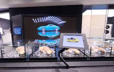 Porsche Studio - Guangzhou, China