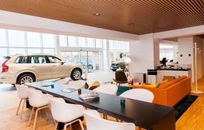 Primus Auto - showroom Volvo 2018