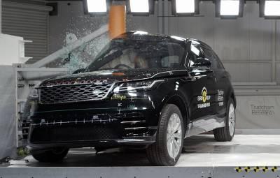 Range Rover Velar - Euro NCAP