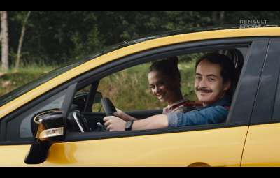 Renault Clio RS 16 - video