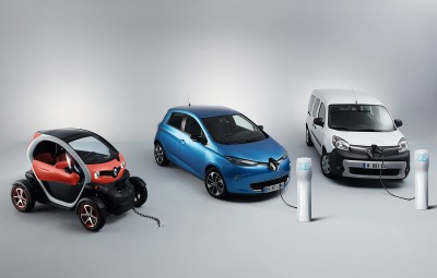Renault - ZOE Twizy Kangoo Z.E.