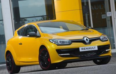Renault Megane RS 275 Cup - ultimul exemplar fabricat