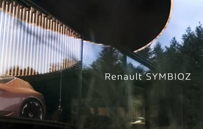 Renault SYMBIOZ - teaser