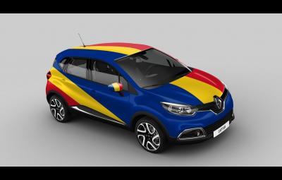 Renault Captur Romania