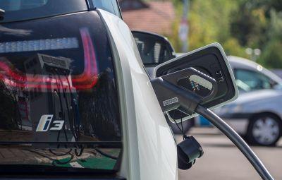 BMW i3 - incarcare CCS