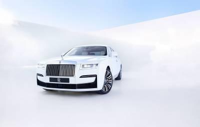 Rolls-Royce Ghost în România