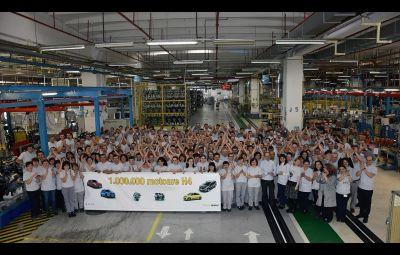 Energy TCe 90 - un milion de exemplare