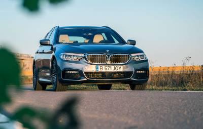 BMW - cifre vanzari 2017