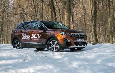 Peugeot 3008 - top 3 vanzari Europa 3008