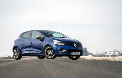 Renault Clio GT Line facelift