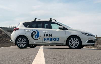 Vanzari masini electrice si hibrid UE - Sem I 2017