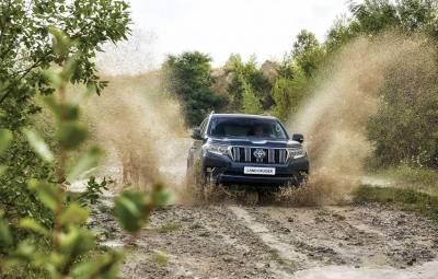 Toyota Land Cruiser - preturi Romania