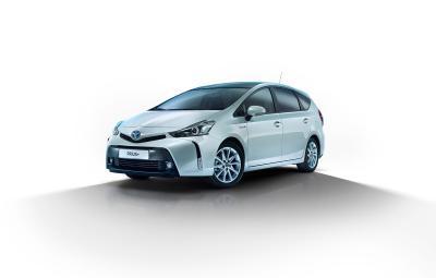 Toyota Prius+ facelift 2015