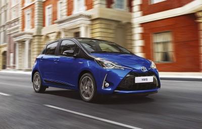 Toyota Yaris facelift - preturi Romania