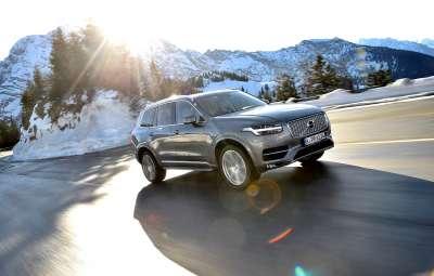 Vanzarile Volvo - primul trimestru 2016