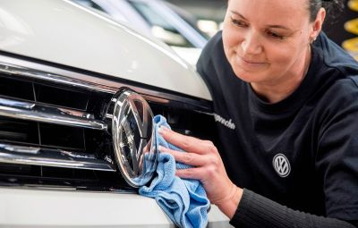 Volkswagen Group - fabrica Algeria