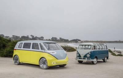 Volkswagen I.D. BUZZ - model de serie