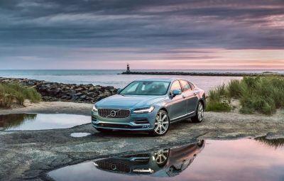 Volvo Seria 90 - noutati noiembrie 2016