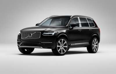 Noul Volvo XC90 Excellence