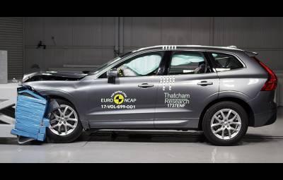 Cele mai sigure masini 2017 - Euro NCAP
