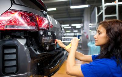 Volkswagen Golf - cel mai bine vândut model in Europa, 2015