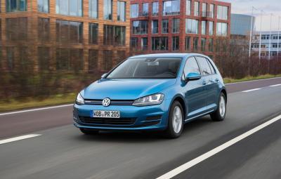 VW Golf - cel mai vandut model din Europa 2014