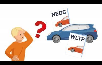 WLTP vs. NEDC