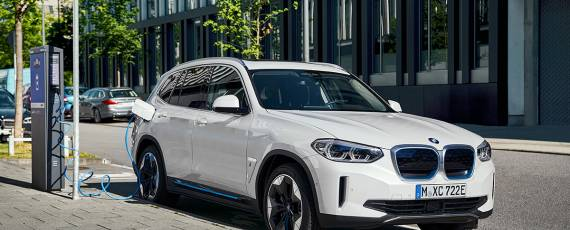 BMW iX3 - preturi Romania (01)