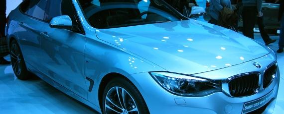 BMW Seria 3 Gran Turismo - lateral