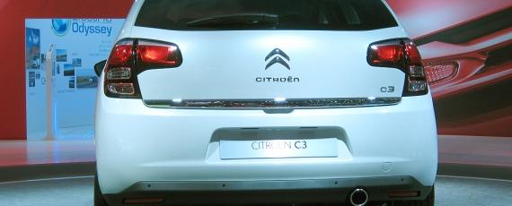 Citroen C3 - spate