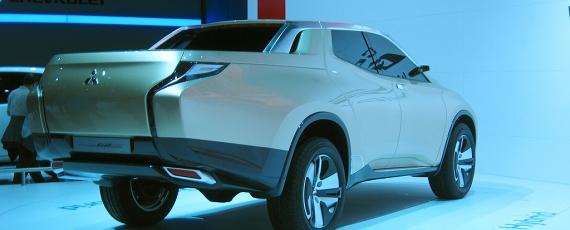 Mitsubishi GR HEV