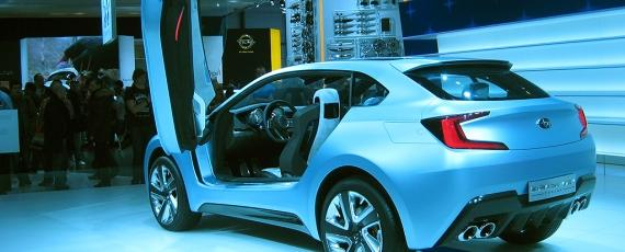 Subaru Viziv Concept - spate