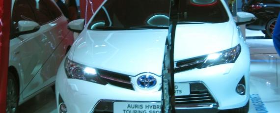 Toyota Auris Hybrid Touring Sports - detalii