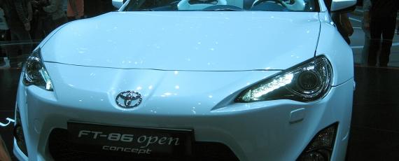 Toyota FT 86