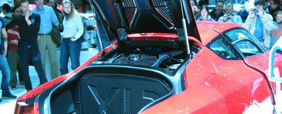 VW XL1 - detalii