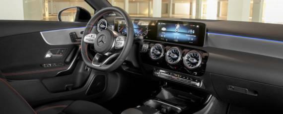 Mercedes-Benz A-Class Sedan (14)