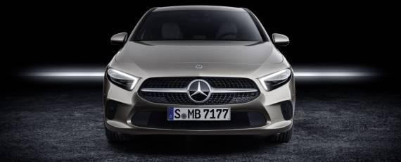 Mercedes-Benz A-Class Sedan (01)