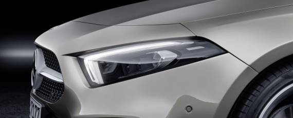 Mercedes-Benz A-Class Sedan (06)