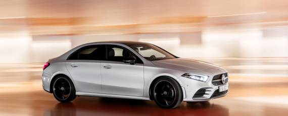 Mercedes-Benz A-Class Sedan (07)