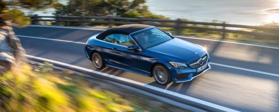 Noul Mercedes-Benz C-Class Cabriolet (01)